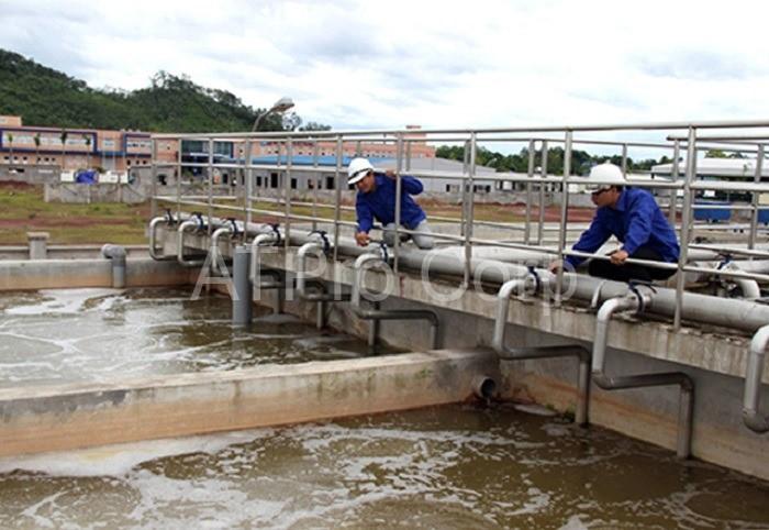 Mục tiêu của quan trắc môi trường nước thải là kiểm tra nguồn nước thải ra môi trường
