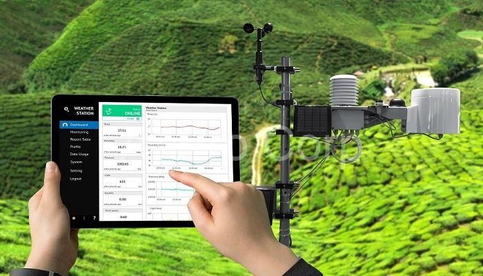 uan trắc môi trường không khí tự động sẽ hoạt động dựa vào hệ thống các máy móc được lập trình sẵn, thực hiện hoàn toàn tự động