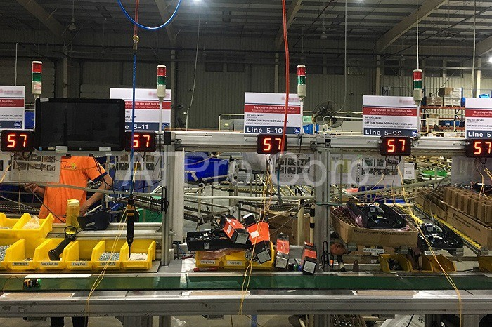 ATPro Corp chuyên cung cấp hệ thống giám sát sản xuất chất lượng