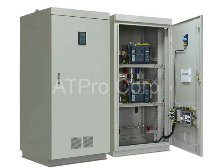 Hệ thống ATS sẽ tự động đóng mở nguồn điện trên máy phát điện