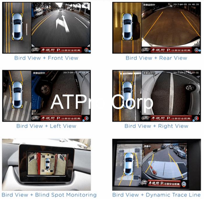 Hệ thống cảnh báo va chạm được thiết lập và trang bị cho xe ô tô