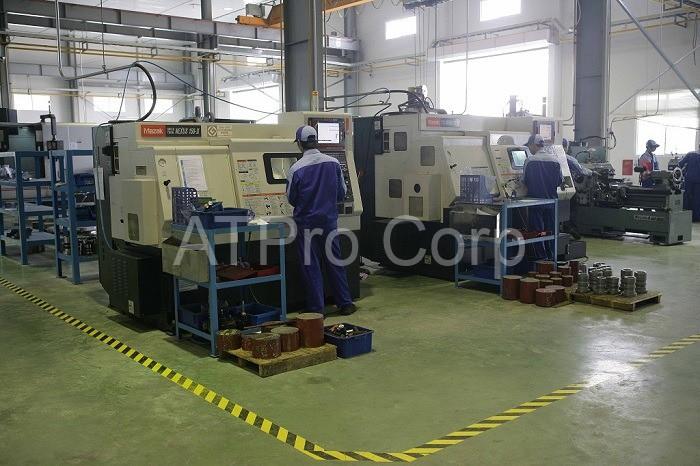ATPro Corp cung cấp các bộ phận trong hệ thống CNC