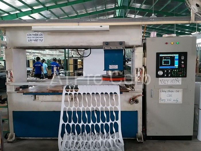 Hệ thống CNC giúp người dùng tương tác với máy móc dễ dàng