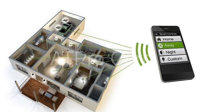 Hệ thống điều khiển chiếu sáng giúp ngôi nhà của bạn thêm phần hoàn hảo