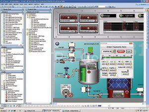 Phần mềm intouch Wonderware phiên bản 9.5