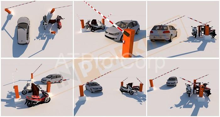Hệ thống nhận diện biển số xe trong các bãi đỗ xe thông minh có ưu điểm vượt trội.