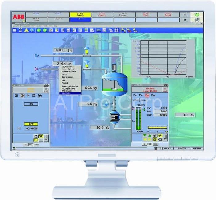 Phần mềm Scada ABB cung cấp nhiều tính năng nổi bật