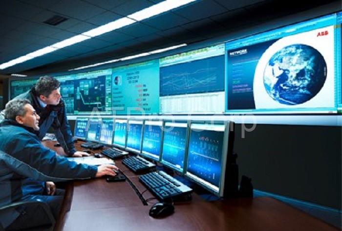 Scada ABB kiểm soát các quy trình sản xuất công nghiệp tại chỗ hoặc từ xa