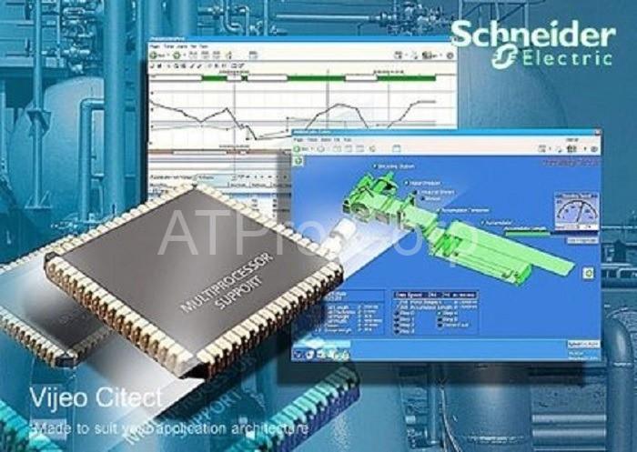 Phần mềm Vijeo Citect cho phép lắp đặt và phát triển dễ dàng