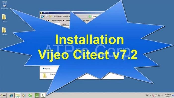 Phần mềm thiết kế SCADA - Vijeo Citect là phiên bản cải tiến mới