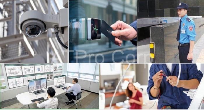 Hệ thống giám sát tòa nhà tích hợp nhiều tính năng thông minh vượt trội