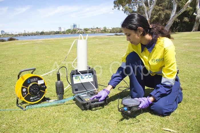 Lấy mẫu thăm dò chất lượng không khí