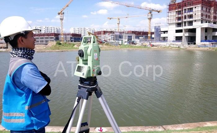 Quan trắc lún công trình xây dựng đóng vai trò quan trọng và cần thiết đối với các công trình hiện nay