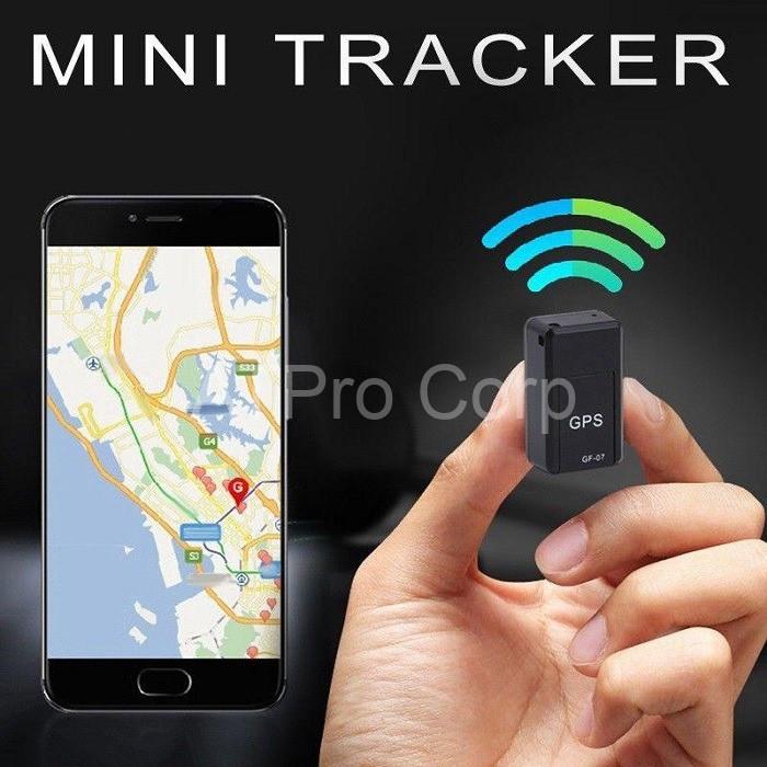 Bạn có thể xác định chính xác vị trí mà thiết bị giám sát với kích thước mini được gắn