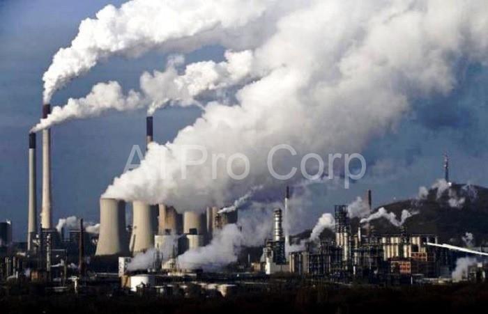 Ô nhiễm môi trường tại các khu công nghiệp