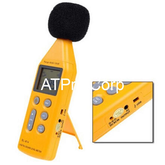Các thiết bị đo lường âm thanh không còn xa lạ với chúng ta