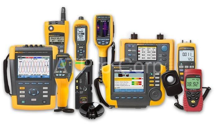 Một số thiết bị thường dùng để đo lường điện