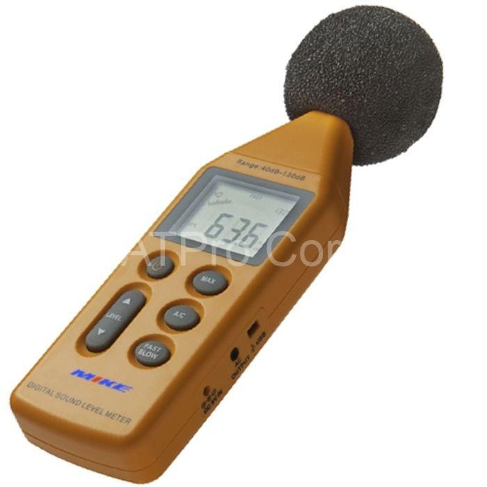 Thiết bị đo mức âm thanh BETEX 1510
