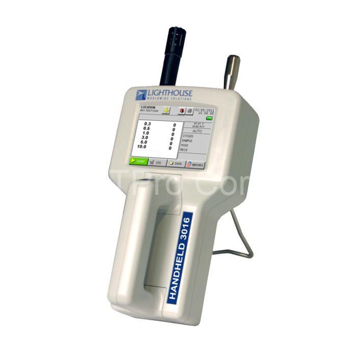 Hình ảnh thiết bị dùng để đo bụi cầm tay đơn giản