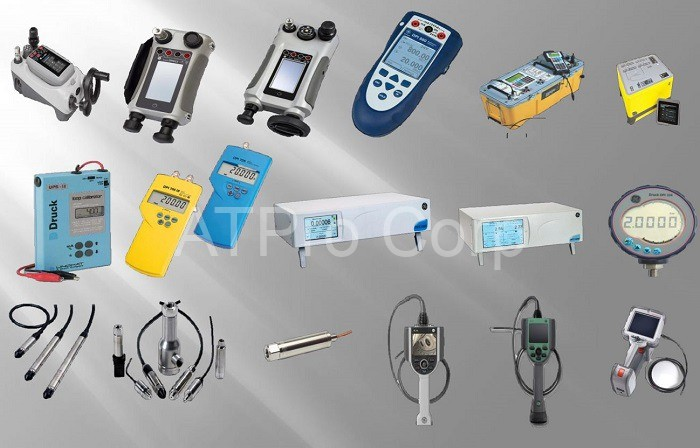Hình ảnh một số thiết bị đo lường phổ biến