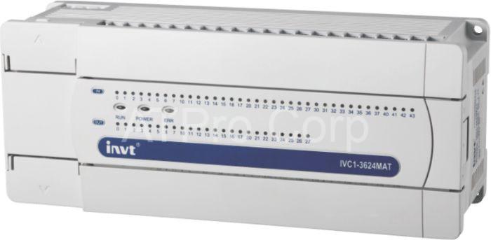 Thiết bị điều khiển PLC hoạt động dựa trên sự điều khiển của bộ cứng CPU