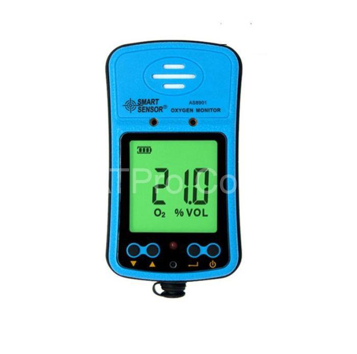 Thiết bị đo oxy không khí là một thiết bị điện tử có chức năng đo lượng oxy trong không khí
