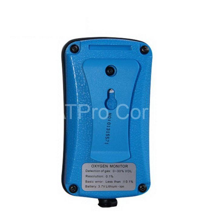 Tính năng của thiết bị đo oxy không khí