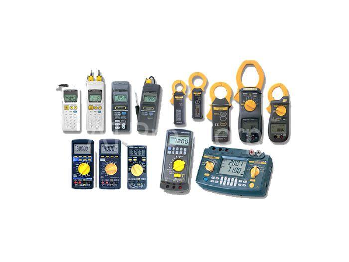 Có rất nhiều thiết bị đo kiểm trên thị trường