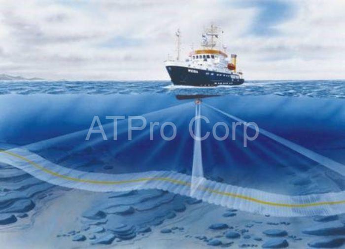 Thiết bị đo sâu hồi âm thường được sử dụng trong nghiên cứu thủy văn