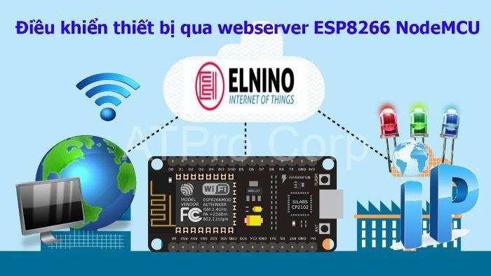 Thiết bị điều khiển qua Webserver