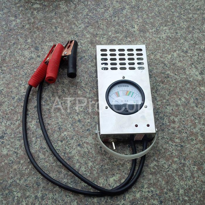 Thiết bị đo ắc quy còn là món dụng cụ luôn có mặt trong các gara ô tô