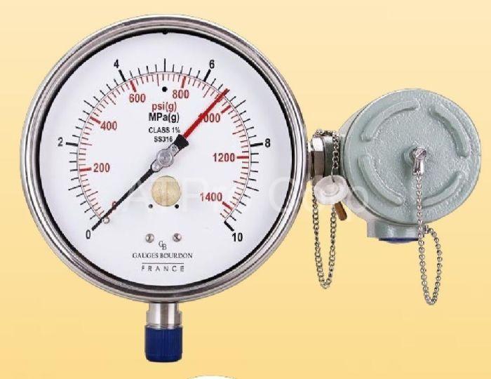 Thiết bị đo áp suất âm được nhiều doanh nghiệp lựa chọn