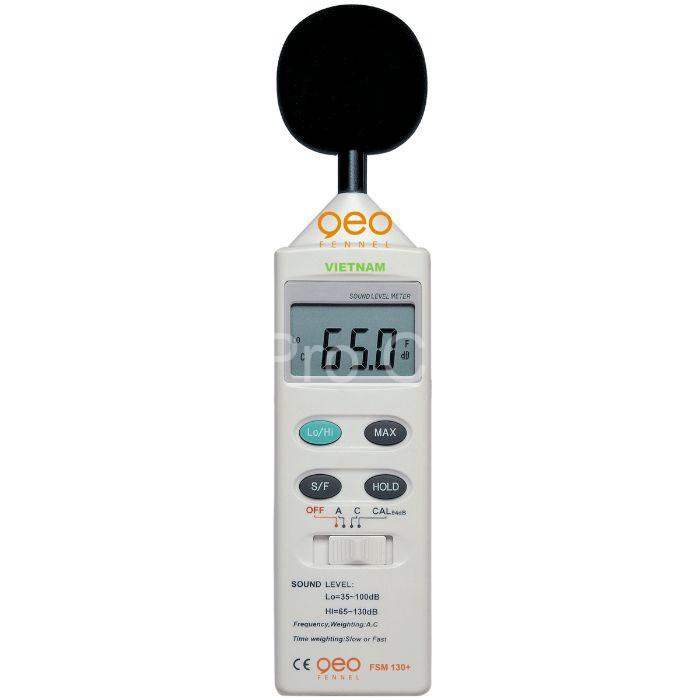 Hình ảnh thiết bị đo mức độ âm thanh