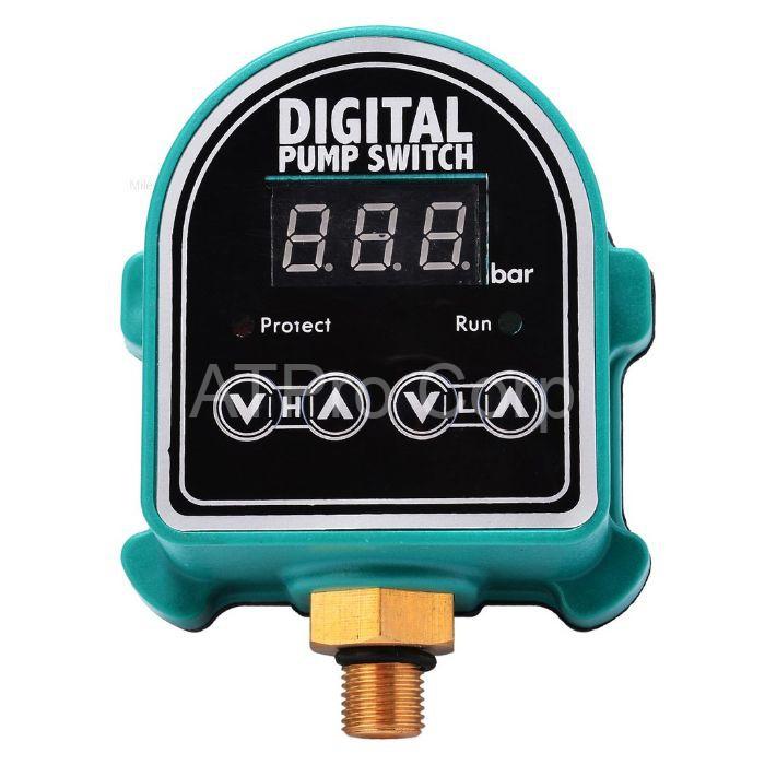 Thiết bị điều khiển áp suất an toàn cho người dùng và giúp thiết bị có độ bền cao