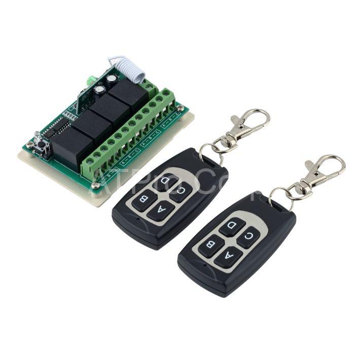 Điều khiển từ xa của 8 thiết bị chính là bộ điều khiển có thể thao tác cùng lúc sự hoạt động của 8 loại thiết bị khác nhau
