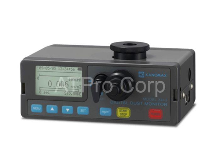 Cần trang bị đầy đủ các thiết bị để tạo nên hệ thống đo bụi hoàn chỉnh