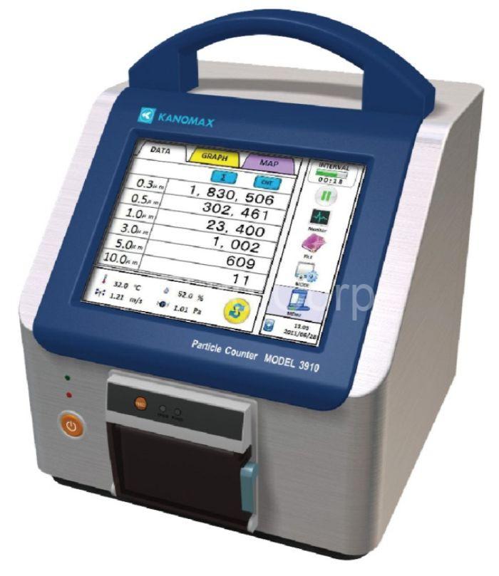 Thiết bị dùng để đo bụi cầm tay có thể ứng dụng được trong nhiều lĩnh vực