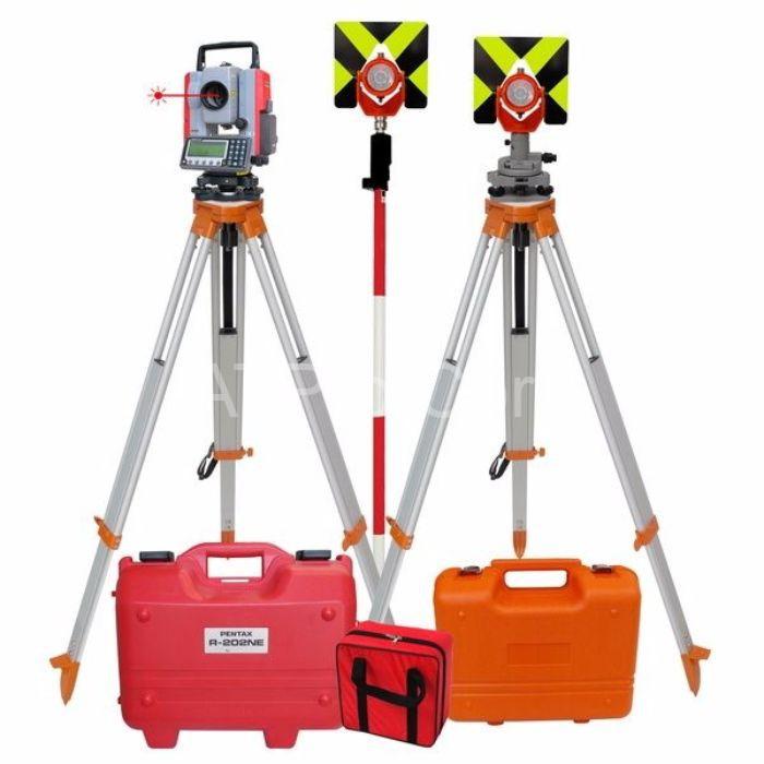 Có rất nhiều loại thiết bị dùng trong đo đạc