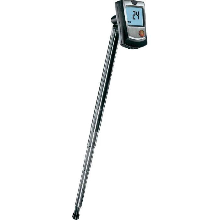 Thiết bị đo gió dùng để đo tốc độ và áp suất của gió