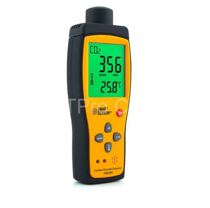 Thiết bị đo khí CO là sản phẩm dùng để phát hiện khí CO trong môi trường