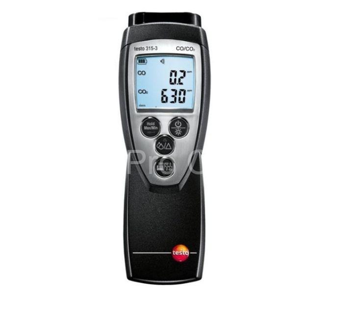 Tính năng của máy đo nồng độ khí CO