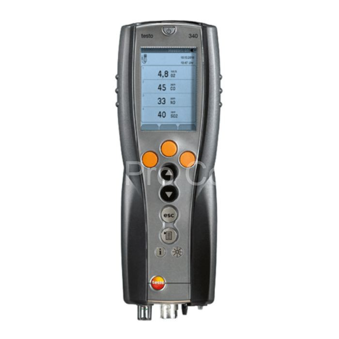 Thiết bị đo khí thải công nghiệp sở hữu nhiều ưu điểm nổi bật