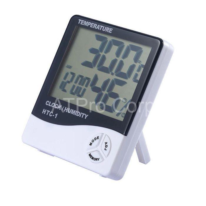 Thiết bị có khả năng đo nhiệt độ và độ ẩm của phòng