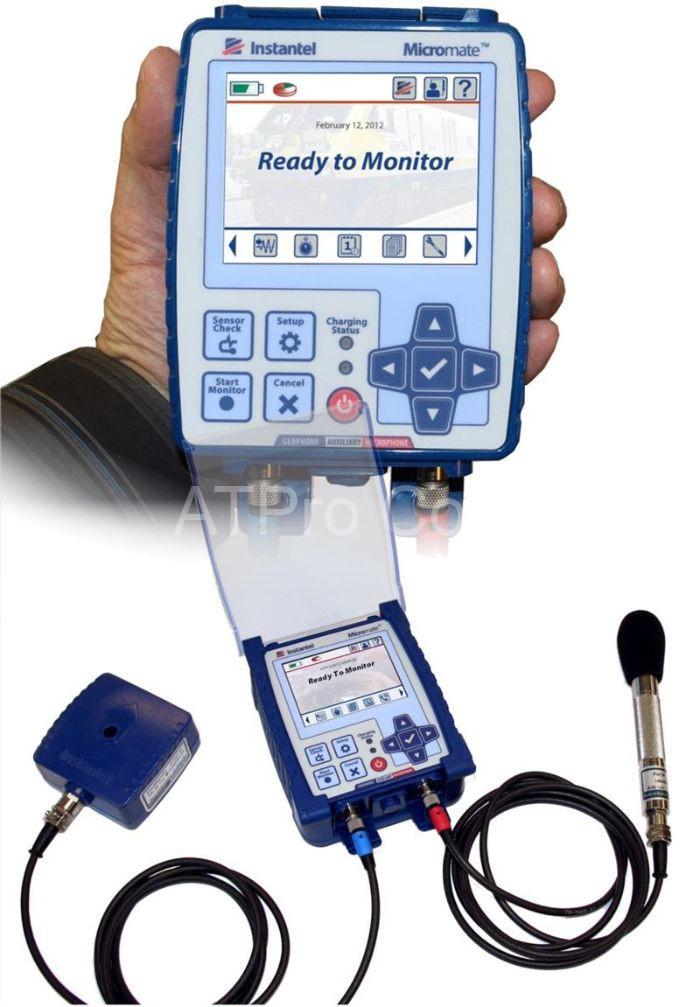 Tính năng của thiết bị đo rung chấn