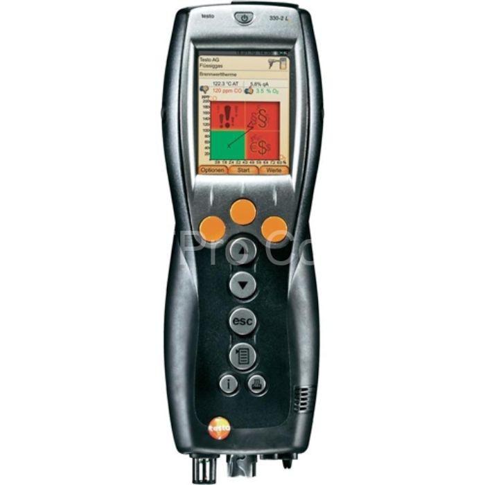Thiết bị đo khí thải là một loại máy giúp phát hiện sự hiện diện của các chất khí trong một khu vực