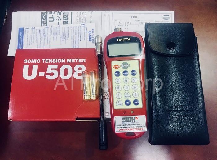 thiết bị đo lực căng dây đai U-508 Unitta