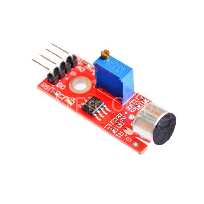 Thiết bị cảm biến đo mức âm thanh của ATPro Corp