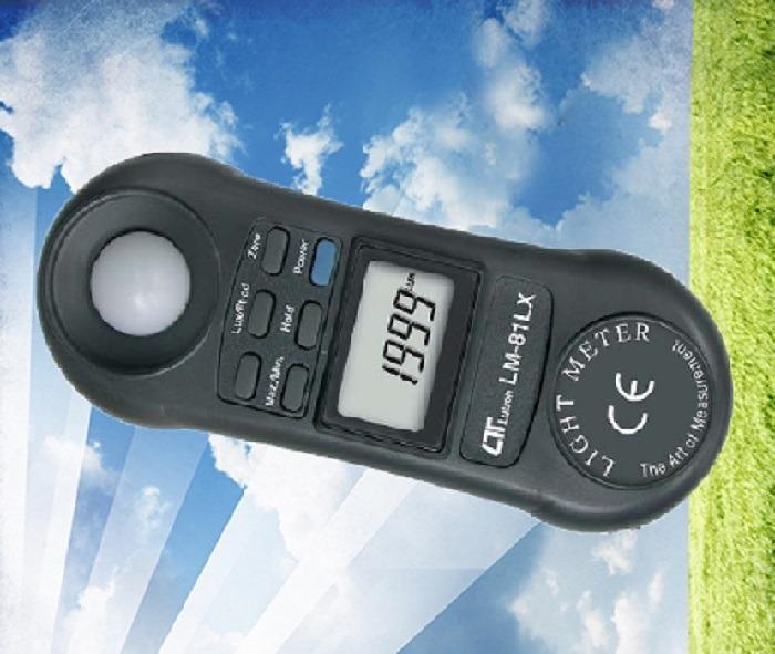 Thiết bị đo ánh sáng có vai trò rất quan trọng đối với cuộc sống