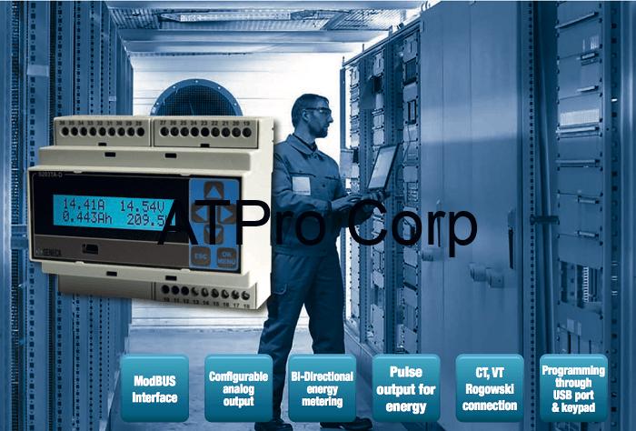 Thiết bị đo công suất tiêu thụ 3 pha giúp bạn giám sát hệ thống điện tốt hơn