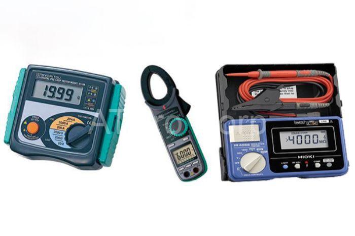 Thiết bị đo điện năng khá đa dạng về hình thức, mẫu mã